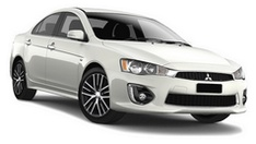mitsubishi car hire in south africa